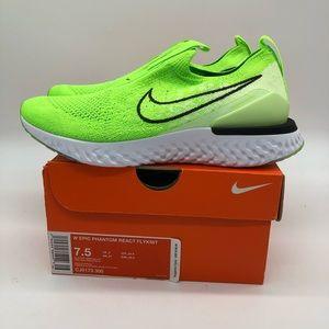 Sz 7.5 Women's Nike Epic Phantom React Flyknit